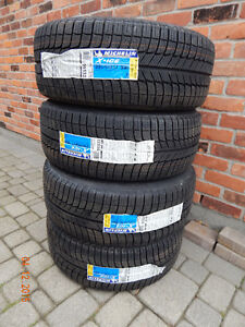 FORD ESCAPE, MICHELIN X-ICE SNOW TIRES -SET OF 4