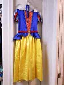 Snow White Costume, girls Sz 8