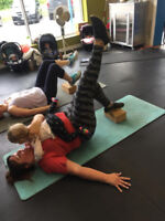 MOM & BABY FITNESS CLASSES
