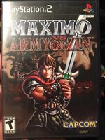Ps2 Maximo army of Zin