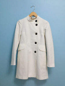 NEW Burberry Ivory Trench Coat (SALE/TRADE)