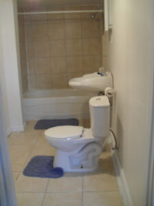 1-bedroom $670/month utilities included (NOT shared accom)