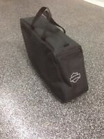 Harley Davidson hard saddlebag luggage