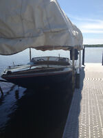 21 FT CHECKMATE WITH 225 HP YAMAHA MINT AND FAST