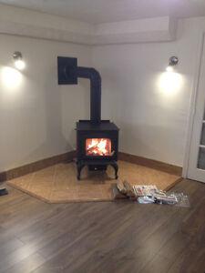 entrepreneur en installation de cheminée rbq:8100-9656-21 West Island Greater Montréal image 6
