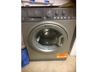 Hotpoint 8+6kg washer/dryer free local delivery