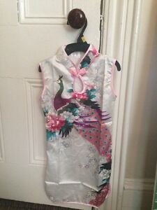 Toddler Girl's Chinese Cheongsam Dress