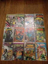 Job Lot 144 single comics - Marvel, DC, etc