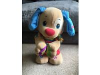 Fisher Price Dance and Wiggle Puppy -Excellent Conditon