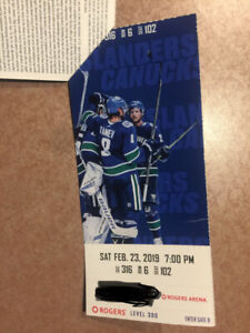 ***GAME DAY PAIR OF TICKETS***  $100
