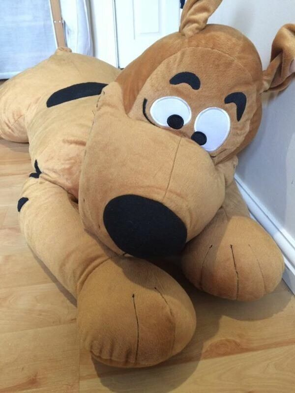 Giant Scooby Doo In Swindon Wiltshire Gumtree