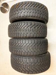 195 60 14 Winter Tires Honda Toyota Nissan Chevrolet .......
