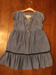 Old Navy size 3 light denim dress