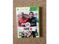 Fifa 12 (XBOX 360 GAMES)