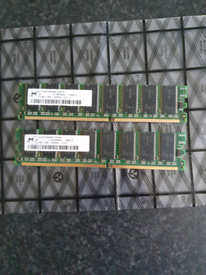 512MB DDR 333MHz CL2.5 ram