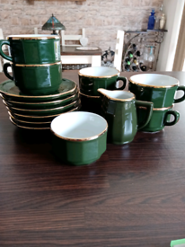 Bistro coffee set