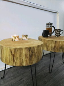 Tables d'Appoint | End Tables | Nordic | Table de  Salon