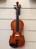 Violin, Viola and Fiddle Lessons