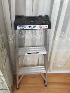 Aluminum Lite Step Ladder 3'