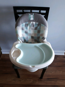 Safety 1st recline highchair / booster