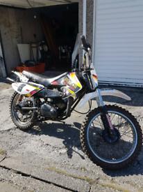 Swap Yamaha RT100 2 stroke
