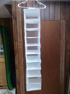 Hanging IKEA Shoe or Clothes Organizer