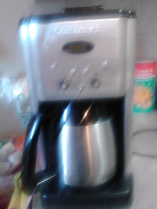 Cuisinart Stainless Steel Coffee Maker
