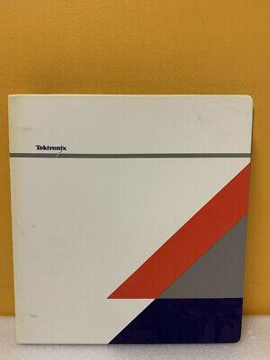 Tektronix 070-8783-00 11801b Digital Sampling Oscilloscope User Manual