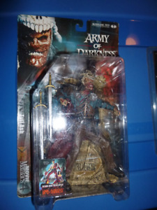 "Army of Darkness Evil Ash 6"" Figure - Near Mint"