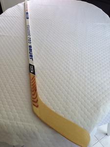 Tie Domi Autographed Bauer Stick COA