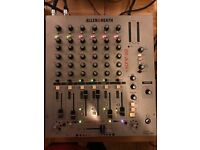 Allen Heath Xone 62 Dj Mixer