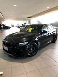 SUPER RARE - 2018 BMW M3 COMPETITION SPORT - LEASE TAKEOVER