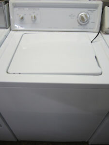 Top load washers $375  & conventional  dryers  $300/up