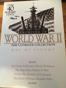 Archives of WW11 - The Ultimate Collection