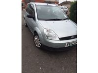 Ford Fiesta Finesse 1.3 2003 *Low Mileage only 63k*