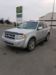 2008 ford escape limited fully loaded!!