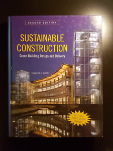 Sustainable Construction, 2nd Edition, Charles Kibert