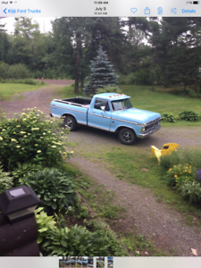 Selling my 1976 Ford F100 Shortbox XLT Ranger