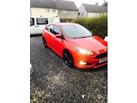 2015 Ford Focus 1.0 eco boost ST REP