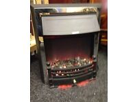 Electric fire free delivery