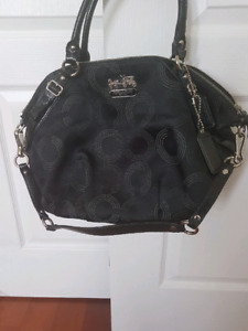 COACH PURSE/TOTE LARGE MADISON COLLECTION