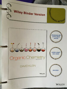 Organic Chemistry Textbook - David Klein