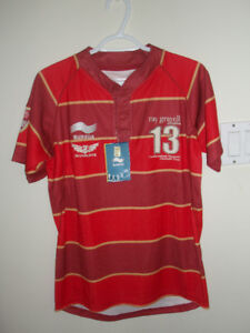 Ray Gravell NO.13 Wales Rugby Jersey ~ Youth Size ~ Brand New