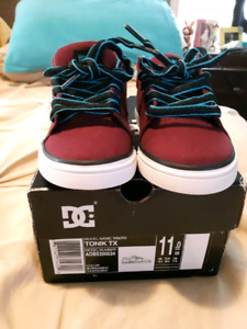 YOUTH DC SHOES