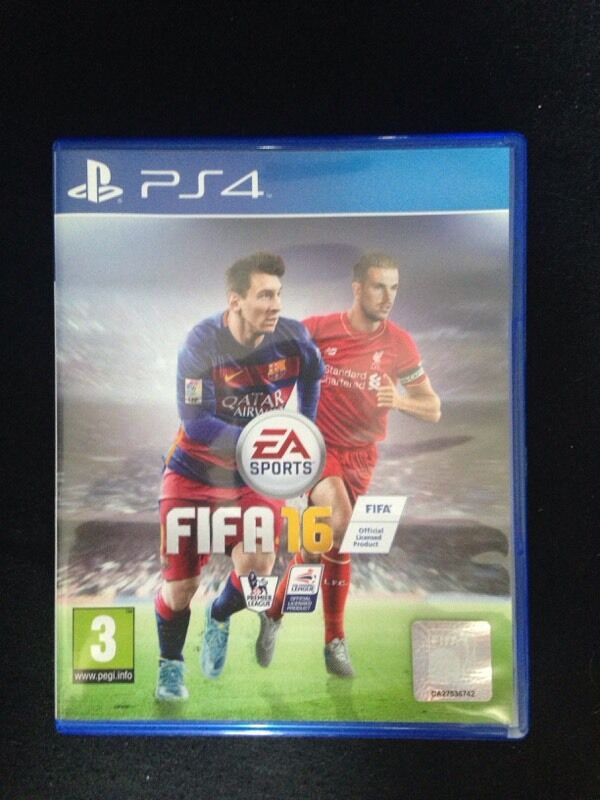 fifa 16 for ps4 in middlesbrough north yorkshire gumtree. Black Bedroom Furniture Sets. Home Design Ideas