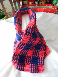 BRAND NEW HAND CROCHETED SCARVES FOR SALE