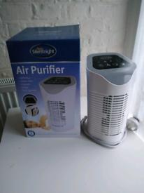 Silentnight Air Purifier White