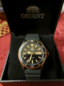 Orient automatic watch