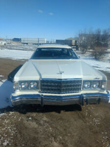 1975 Mercury Meteor Rideau 500 Wagon(Reduced)