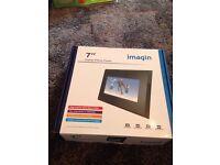 "Imagin 7"" digital photo frame"
